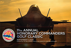 2020 11th Annual Fighter Country Partnership Honorary Commanders Golf Classic
