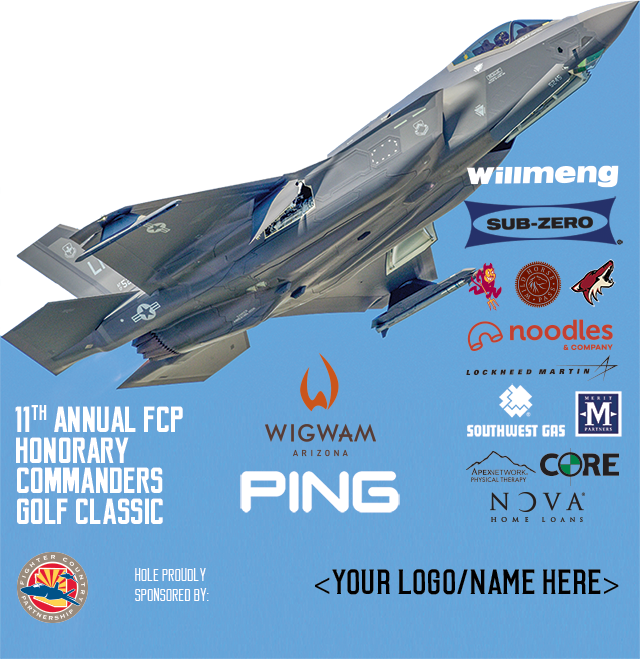 2020 11th Annual Honorary Commanders Golf Classic