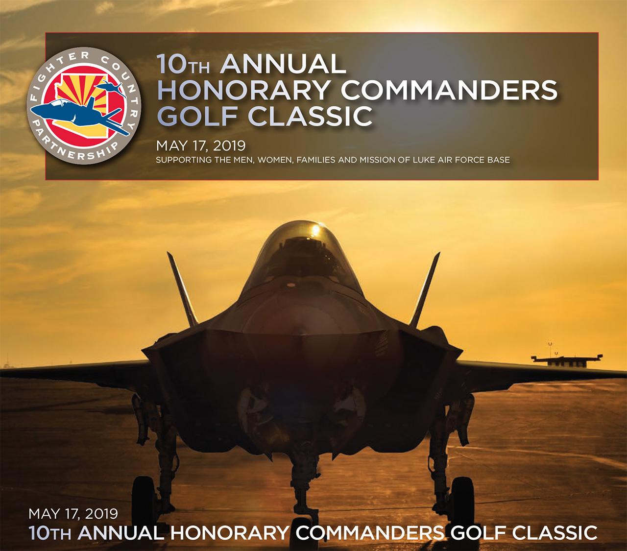 2019 10th Annual Honorary Commanders Golf Classic